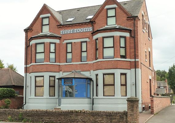 ** HOTEL RIVER ROOMS, NOTTINGHAM **